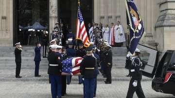 Ден на траур в САЩ в памет на Джордж Буш-старши