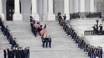 Днес погребват Джордж Буш-старши