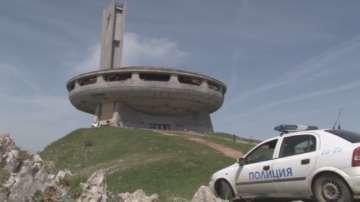 Паметникът на Бузлуджа вече е под постоянна полицейска охрана