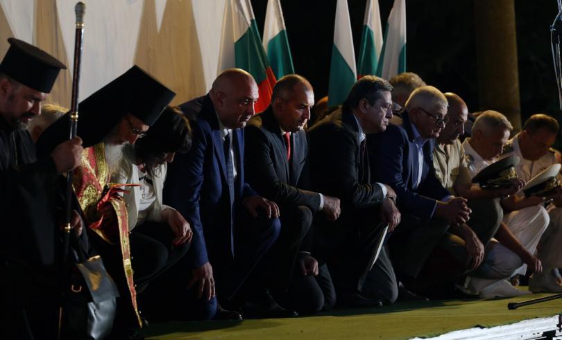 снимка 1 Президентът Радев остава категоричен за компенсациите на тракийските бежанци