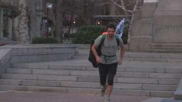 Щафетното бягане в защита на Национален парк Пирин продължи и днес