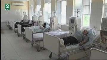 Всеки осми човек у нас е с хронично бъбречно заболяване