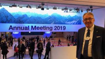 Акцентите в Давос 2019: Говори единственият българин в ръководството на форума