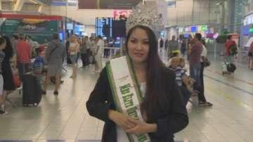 Българка с увреден слух спечели второ място в конкурс за красота