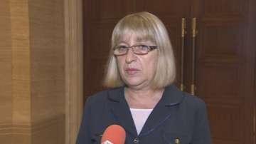 Цецка Цачева: Няма бойкот на управляващите на заседанието на КСНС