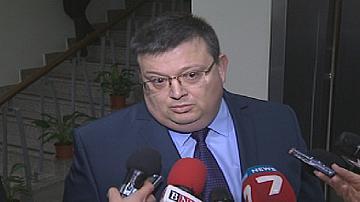 Цацаров: Едва ли някой ще погледне добре на това главните прокурори да се сменят като в някои балкански страни