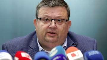 Сотир Цацаров: Няма забавяне в действията на прокуратурата в Пловдив