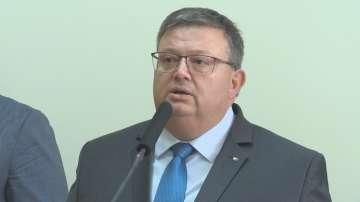 Цацаров: Няма тайни арести