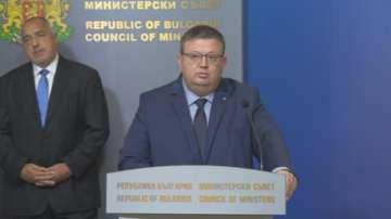 Цацаров: Най-вероятно става въпрос за спонтанно нападение
