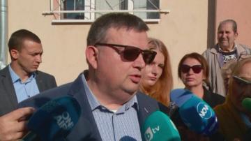 Сотир Цацаров: Девет кандидати са със свален имунитет