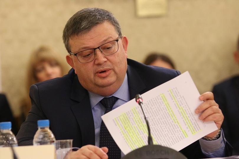 Цацаров: Само 7% от служителите на КПКОНПИ се борят пряко с корупцията