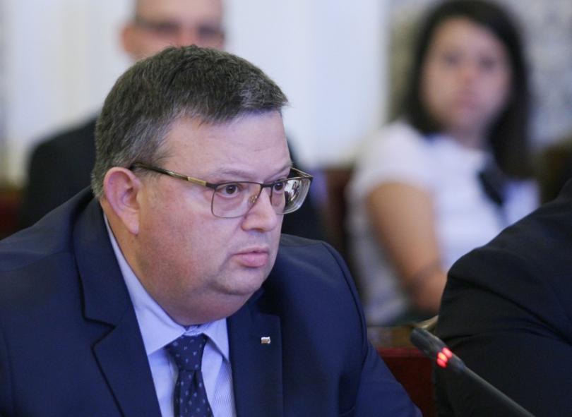 сотир цацаров намира основания закриване български хелзинкски комитет