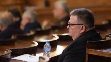 Цацаров подаде оставка като главен прокурор, за да оглави КПКОНПИ