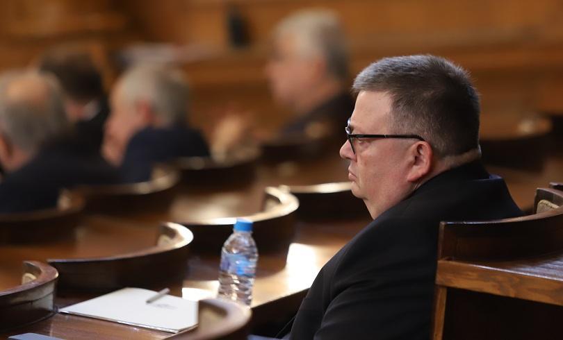 Сотир Цацаров беше избран за председател на Антикорупционната комисия. Той