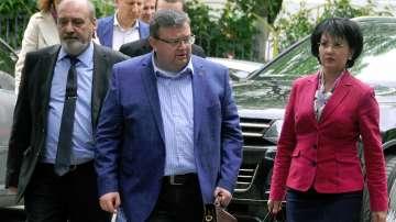Цацаров: Прокуратурата извършва проверка в Здравната каса