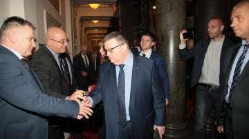 Обединени патриоти ще подкрепят Цацаров за председател на КПКОНПИ