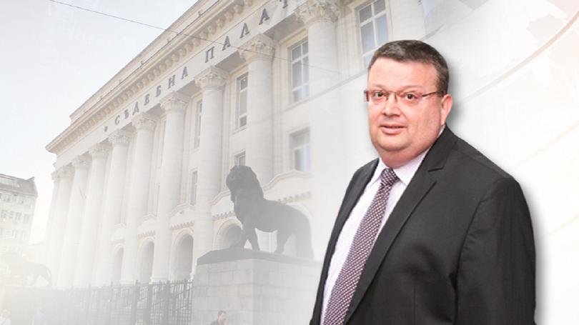 В свое становще главният прокурор Сотир Цацаров опровергава твърдения за