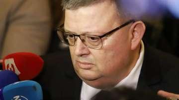 ВСС гласува оставката на Сотир Цацаров