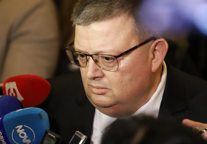 Сотир Цацаров ще довърши 6-годишния мандат на Пламен Георгиев като
