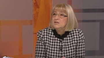 Цецка Цачева: Стремежът на ГЕРБ ще бъде за самостоятелно управление