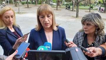 Премиерът Борисов прие оставката на Цецка Цачева