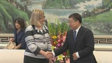 България и Китай ще си сътрудничат в строителството