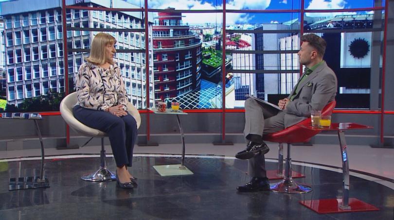 Правосъдният министър в оставка Цецка Цачева заяви в интервю за