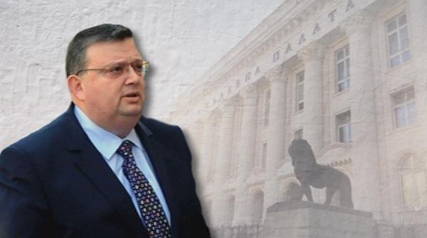 Главният прокурор Сотир Цацаров отправи сигнал до Инспектората към Висшия