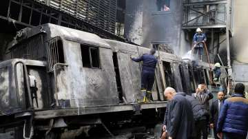 25 станаха жертвите на влаковия инцидент в Кайро