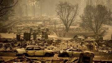 Расте броят на жертвите от пожарите в Северна Калифорния
