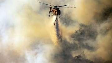 Арнолд Шварценегер е сред евакуираните от новия пожар в Калифорния