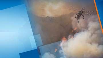 Заради пожарите в Калифорния: 200 000 евакуирани, над 2 млн. са без ток