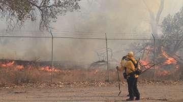 Пожарите в Калифорния продължават да бушуват