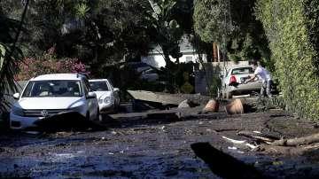 15 вече са жертвите на калните свлачища в Калифорния, 24 души са в неизвестност