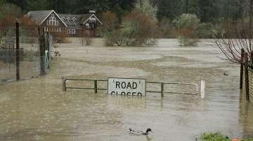 Порои и наводнения в САЩ