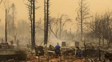 Продължава борбата с пожарите в Калифорния, жертвите са над 20