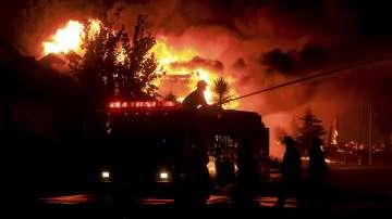 Българка в Калифорния: Чакаме заповед от полицията да ни евакуират