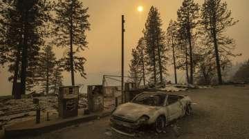 Продължава борбата с огнената стихия в Калифорния