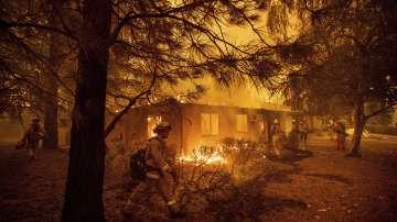 Властите в Калифорния съобщиха за нов смъртен случай от пожарите
