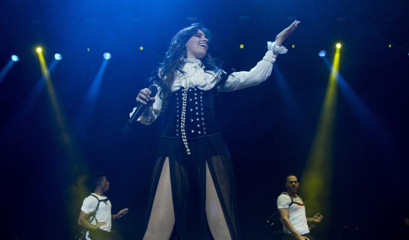 Камила Кабело получи най-много номинации - 6, за европейските музикални