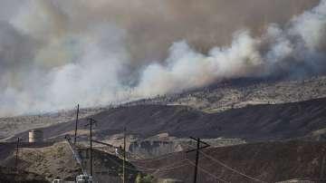 Около 200 горски пожара бушуват в Канада