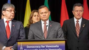 Групата от Лима в подкрепа на опозицията във Венецуела