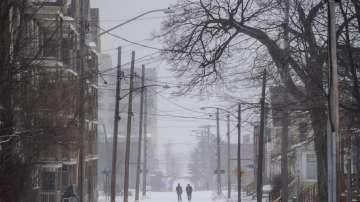 Канада преживява безпрецедентна по обхват и продължителност студена вълна