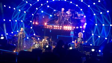 Невероятно шоу на QUEEN и Adam Lambert в България