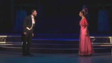Трупата на Музикалния театър с нова постановка на Царицата на чардаша 