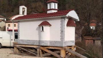 Сръбската църква забрани откриването на дарен от България храм в Покрайнините