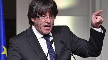Карлес Пучдемон създава в Белгия паралелно каталунско правителство