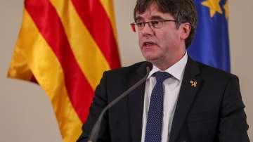 Карлес Пучдемон се кандидатира на изборите за ЕП на 26 май