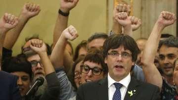 Испанската прокуратура поиска европейска заповед за арест за Пучдемон
