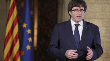 Пучдемон: Ситуацията ще е по-тежка, ако Мадрид отнеме автономията на Каталуния